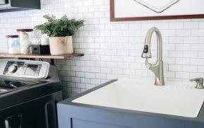 Utility Sink Faucet